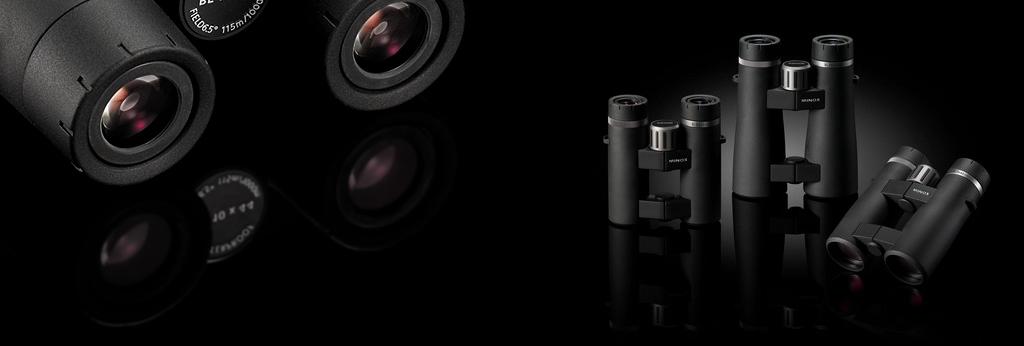 Minox BL HD - prisbelönade kikare för kvalitetsmedvetna