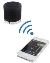 Högtalare med Bluetooth-mottagning