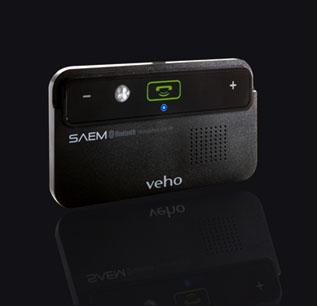 Handsfree Bluetooth-högtalare för bil