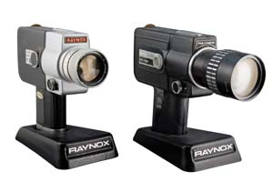 Raynox_8mm_film_cameras