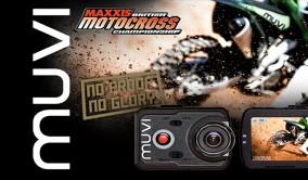 Veho sponsor av brittiska mästerskapen i motocross