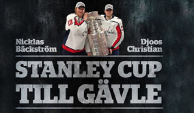 Stanley Cup-pokalen till Valbo