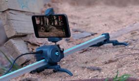 motoriserad kameraslider