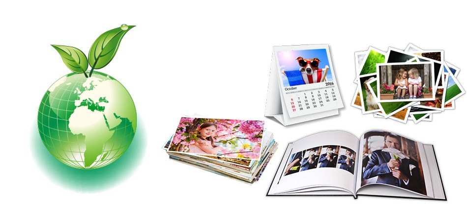 Miljövänligt fotopapper – finns det? Svar: Ja, självklart!
